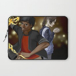 Theonite: Daniel & Joan Laptop Sleeve