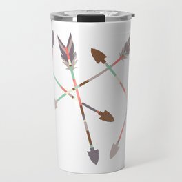 Arrow Stack Travel Mug