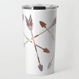 Arrow Stack Travel Mug