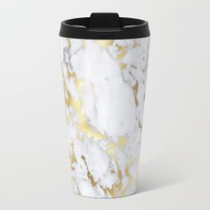 Original Gold Marble Travel Mug