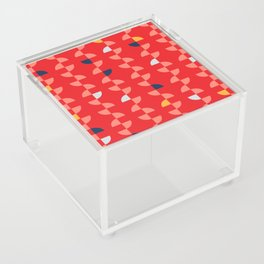 Geometric Pattern #2 Acrylic Box
