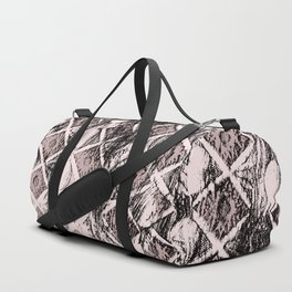 Dirty Rhombus Duffle Bag