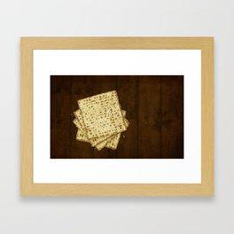 Exodus 34:18 Framed Art Print