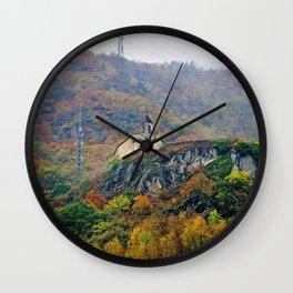 Alpine Church Wall Clock