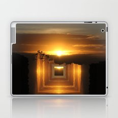 Catch a little sunrise and save it for a rainy day Laptop & iPad Skin