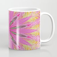 fireworks Mugs featuring Fireworks... by Lisa Argyropoulos