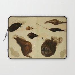 Anglerfish Laptop Sleeve