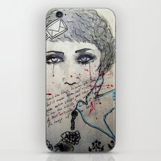 gone iPhone & iPod Skin
