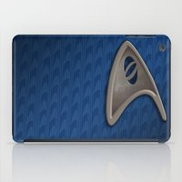 science iPad Cases featuring Science by BinaryGod.com