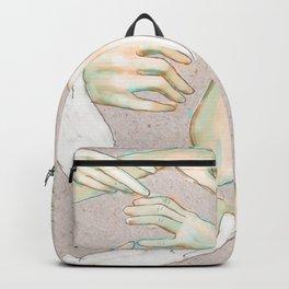 Love glove Backpack