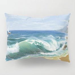 Crimea Pillow Sham