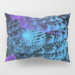 Spherical Abstract Pillow Sham