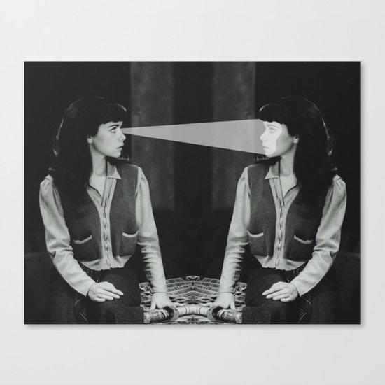 Self (2017) Canvas Print