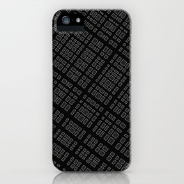 Ambient 32 iPhone Case