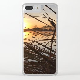 Pond Clear iPhone Case