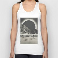 interstellar Tank Tops featuring Interstellar by Douglas Hale