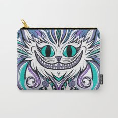 Chesire Smile Carry-All Pouch