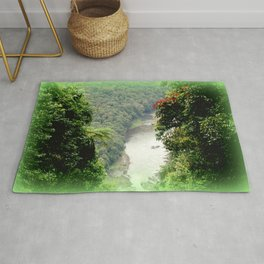 Crawford's Lookout - Cairns Hinterland Rug