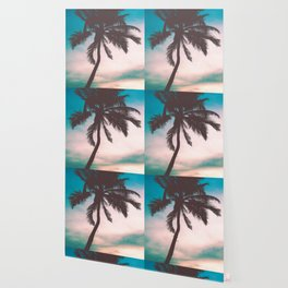 Palm Trees Landscape 03 Wallpaper