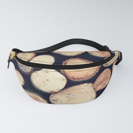 Wood Pile Fanny Pack