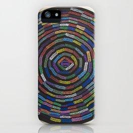 10,000 Stitches iPhone Case