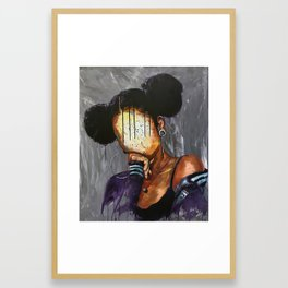 Naturally XXXVI Framed Art Print
