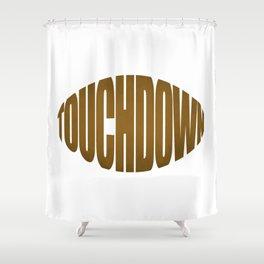 Touchdown Shower Curtain