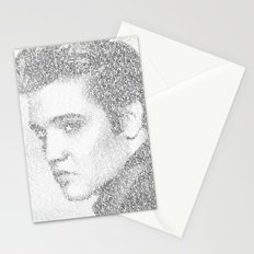 Elvis: Suspicious Minds Stationery Cards