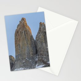 The Towers | Torres del Paine National Park, Patagonia Stationery Cards