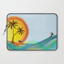 Enjoy summer Laptop Sleeve