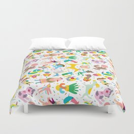 Party! Duvet Cover