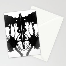 Rorschach I Stationery Cards