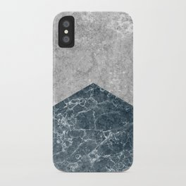 Concrete Silk iPhone Case