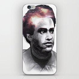 Huey Percy Newton (2/17/1942 – 8/22/1989) iPhone Skin