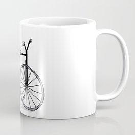 Bike on 3 wheels Coffee Mug