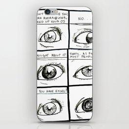 Excellent iPhone Skin