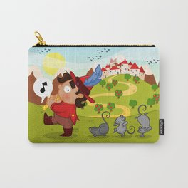 The Pied Piper of Hamelin  Carry-All Pouch