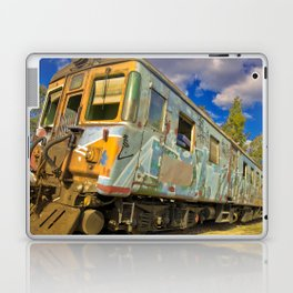 Graffiti Train Laptop & iPad Skin