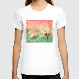 Elephants in the Ballroom T-shirt