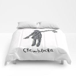 Chewblocka! Comforters
