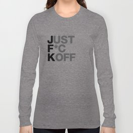 Airports - New York City Long Sleeve T-shirt