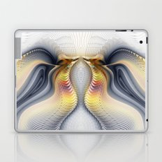 Fractal Waves Laptop & iPad Skin