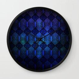 Sapphire Glass Wall Clock
