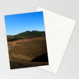 Lassen Volcanic National Park - Cinder Cone Valcano Stationery Cards