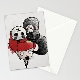 Nightmares and Progress - Lobotomy Stationery Cards