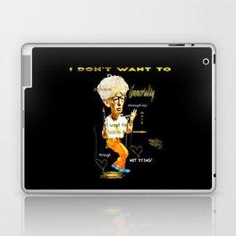 Woody Immortality Laptop & iPad Skin