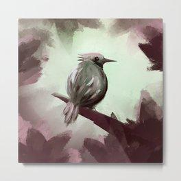 For the ones bird Metal Print
