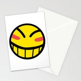 Cowboy Bebop - Hacker Smile Stationery Cards
