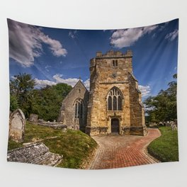 St Mary Newick Wall Tapestry