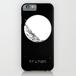 TRITON iPhone Case